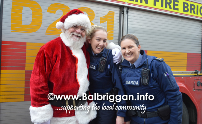 santa arrives at Millfield Balbriggan 24nov18_3