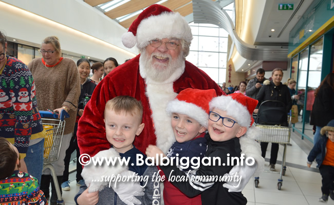 santa arrives at Millfield Balbriggan 24nov18_5