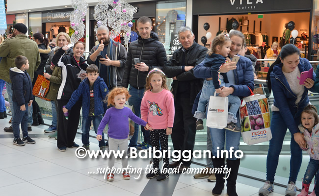 santa arrives at Millfield Balbriggan 24nov18_9