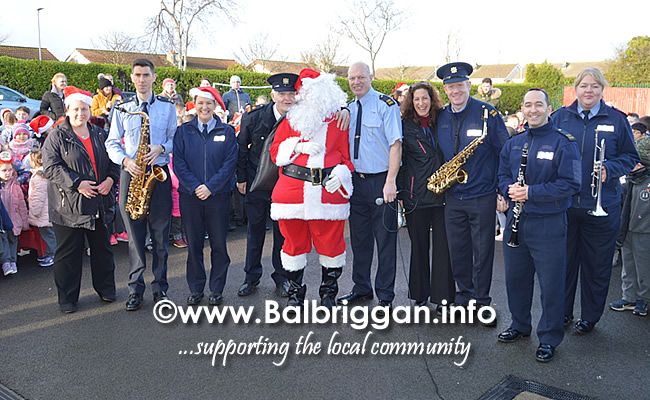 Garda Band & Community Gardai visit to 3 Balbriggan Schools 20dec18_11