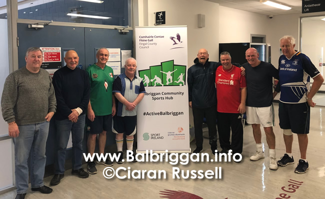 New football programme up and walking in Balbriggan