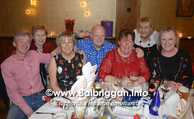 Remember us balbriggan parents and volunteers christmas party 30nov18