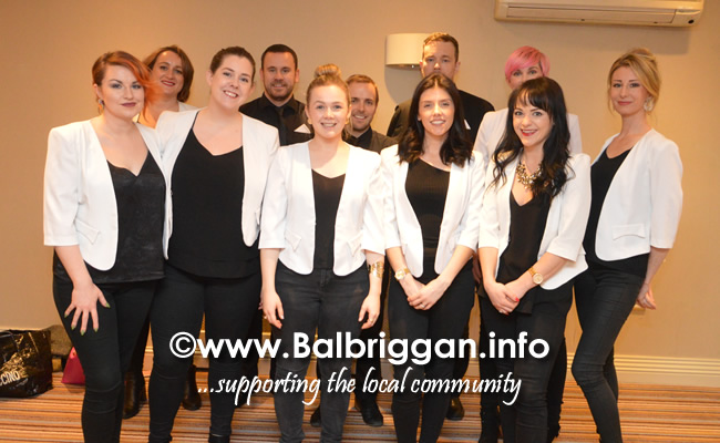 dublin gospel choir concert in aid of Balbriggan cancer support group 09dec18