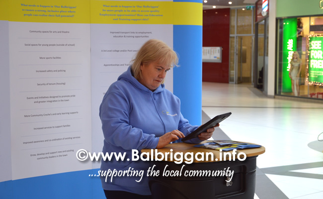 our balbriggan team in Millfield shopping centre 01dec18_3