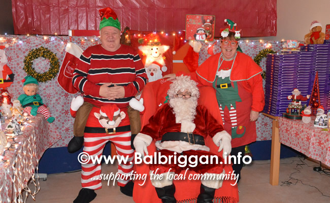 remember us christmas party in their new base in balbriggan 15dec18