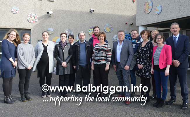 Steam training begins in St Molaga's National School in Bremore, Balbriggan