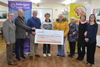balbriggan lions club present cheque to balbriggan meals on wheels 19feb19 small