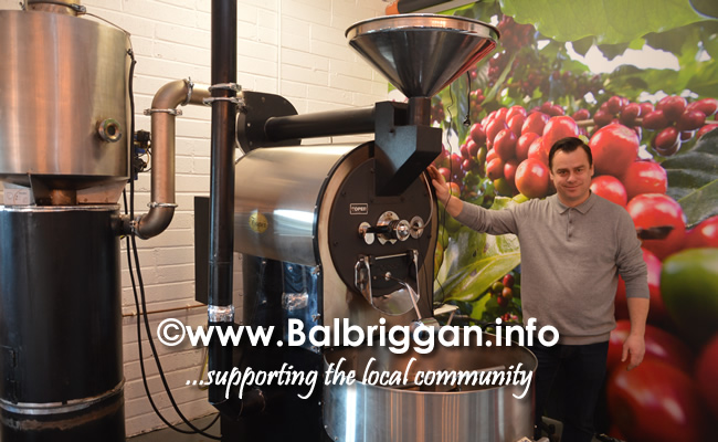 java the hut artisian coffee roastery open day balbriggan 16feb19