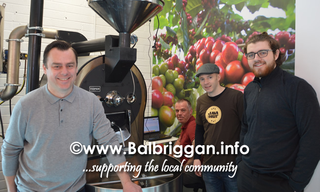 java the hut artisian coffee roastery open day balbriggan 16feb19_8