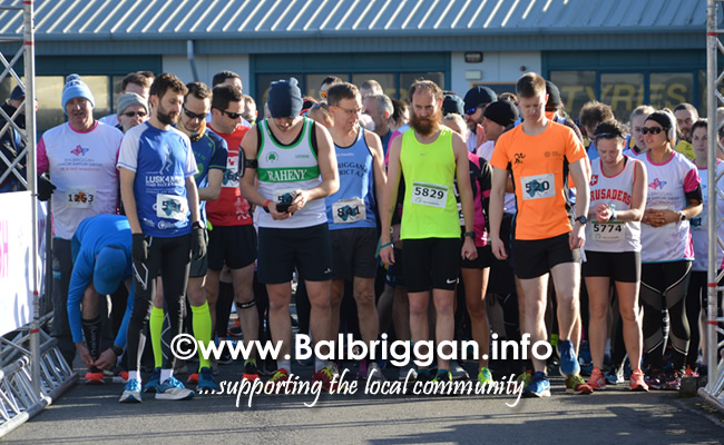 Balbriggan Cancer Support Group 10k half marathon 17mar19_2