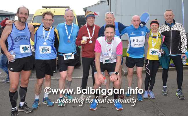 Balbriggan Cancer Support Group 10k half marathon 17mar19_30