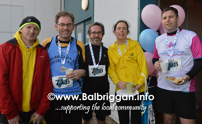 Balbriggan Cancer Support Group 10k half marathon 17mar19_45