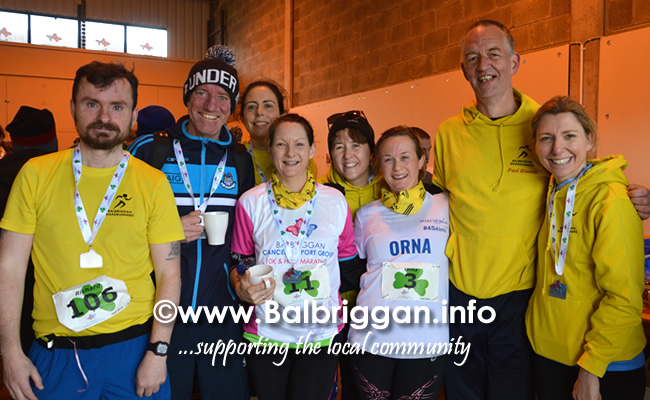 Balbriggan Cancer Support Group 10k half marathon 17mar19_54