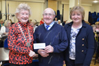 Balbriggan ICA present cheque to Balbriggan Senior Citizens 28mar19 smaller