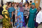 Balbriggan women's developmment group celebrate international women's day 08mar19 smaller
