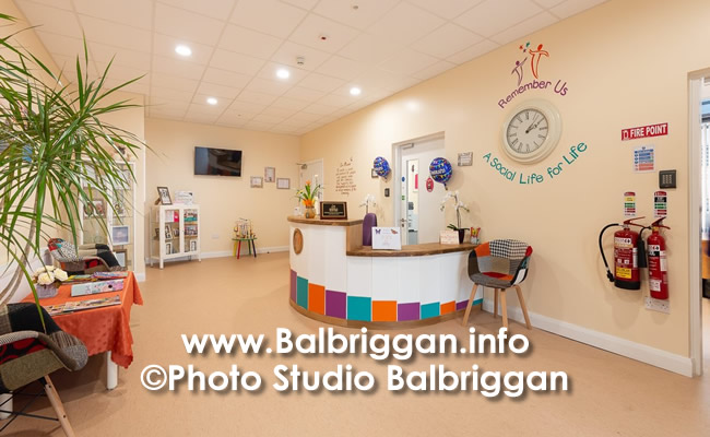 Remember us official opening balbriggan 22-Mar-19