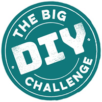 The Big DIY Challenge logo