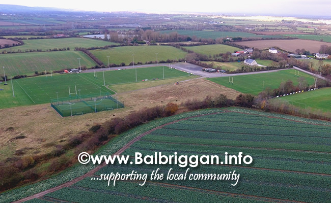 Balbriggan Rugby Club grounds
