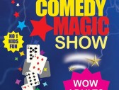 kids commedy magic show balbriggan