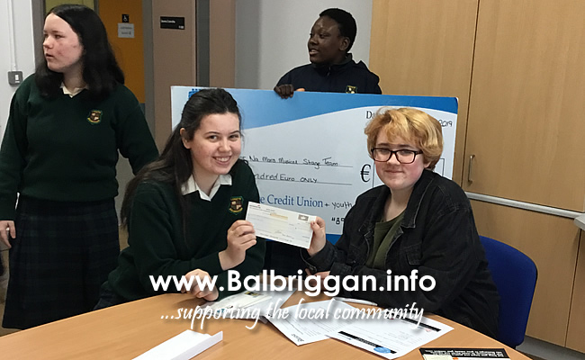 youthbank fingal fund first round of projects mar19 Colaiste ghlor na Mara