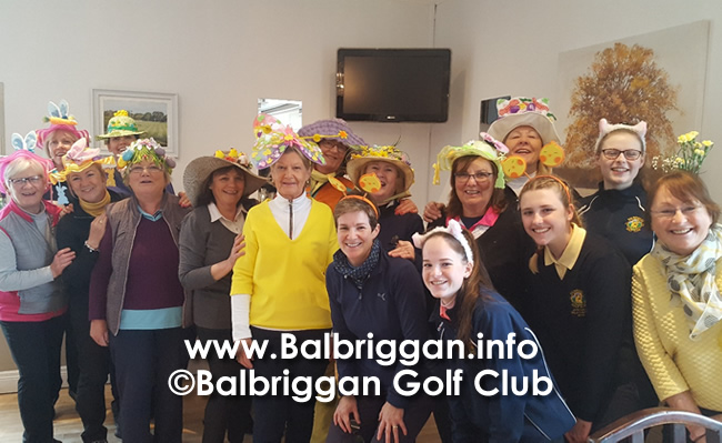 2019 Easter Bonanza at Balbriggan Golf Club