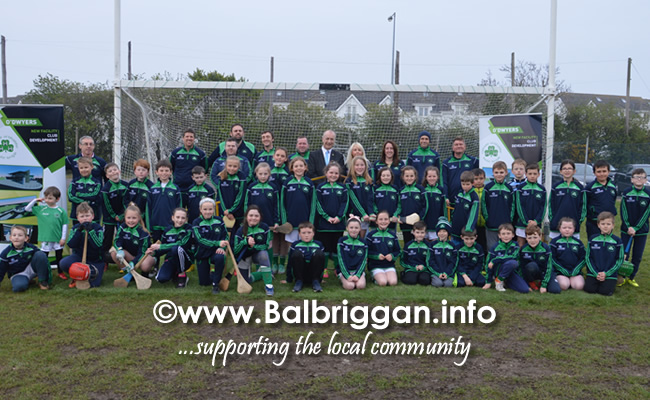 Ace Exppress Logistics sponsor O'Dwyers GAA u10 and U11 teams 16apr19_3