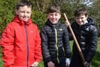 Launch of the Native Tree Trail in Glebe Park Balrothery 03Apr-19_smaller