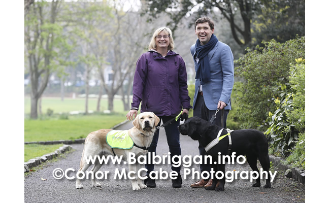 Taoiseach Leo Varadkar launches Irish Guide Dogs for the Blind day