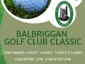 balbriggan golf club golf classic 03may19