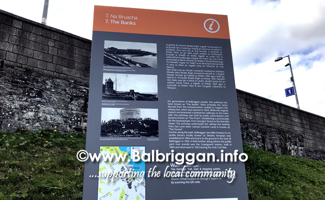 balbriggan heritage trail launched 28mar19