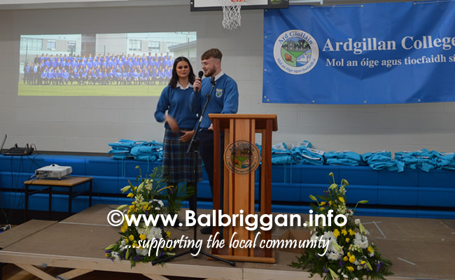 Ardgillan Community College Graduation 23may19_23