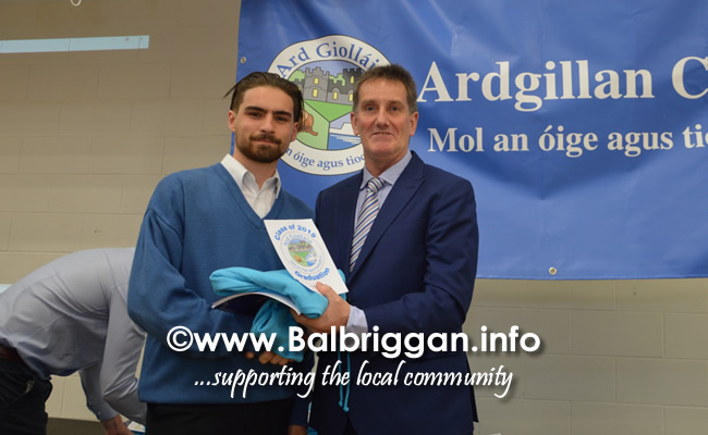 Ardgillan Community College Graduation 23may19_7