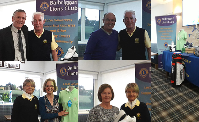 Lions Open Golf Day 19may19