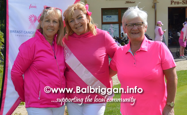 Pink Day in aid of Breast Cancer Research Ireland at Balbriggan Golf Club 28-May-19_2