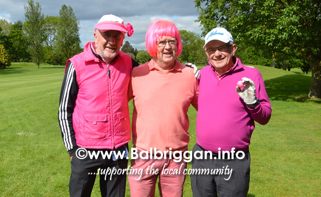 Pink Day in aid of Breast Cancer Research Ireland at Balbriggan Golf Club 28-May-19_3