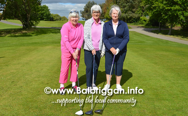 Pink Day in aid of Breast Cancer Research Ireland at Balbriggan Golf Club 28-May-19_4
