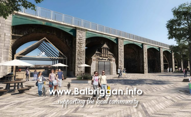 Reimagined-Viaduct-and-Quay-Street-area-balbriggan
