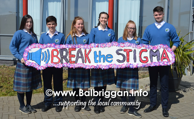 ardgillan community college awarded an amber flag 21may19_2