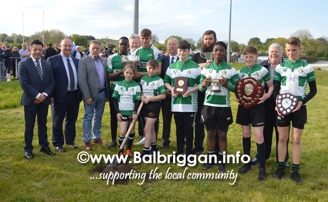 sod turning for new clubhouse at Balbriggan rugby football club 17may19_5