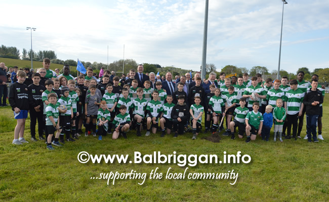 sod turning for new clubhouse at Balbriggan rugby football club 17may19_7