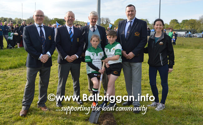 sod turning for new clubhouse at Balbriggan rugby football club 17may19_8