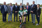 sod turning for new clubhouse at Balbriggan rugby football club 17may19_smaller