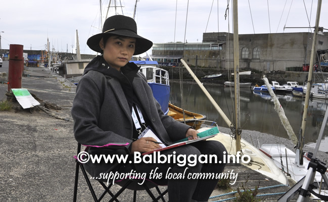 Plein Air Artists visit Balbriggan 23-Jun-19_10