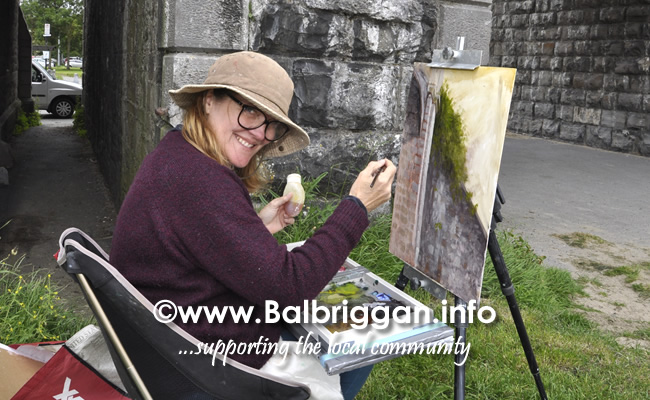 Plein Air Artists visit Balbriggan 23-Jun-19_13
