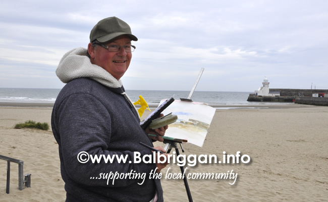 Plein Air Artists visit Balbriggan 23-Jun-19_14