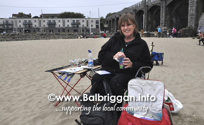 Plein Air Artists visit Balbriggan 23-Jun-19_15