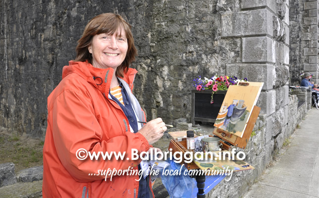 Plein Air Artists visit Balbriggan 23-Jun-19_5