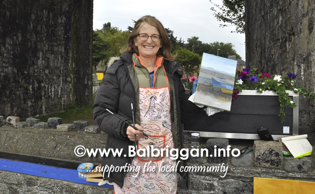 Plein Air Artists visit Balbriggan 23-Jun-19_6