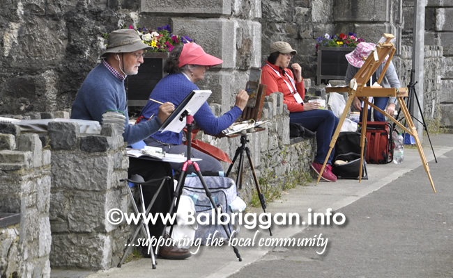 Plein Air Artists visit Balbriggan 23-Jun-19_7