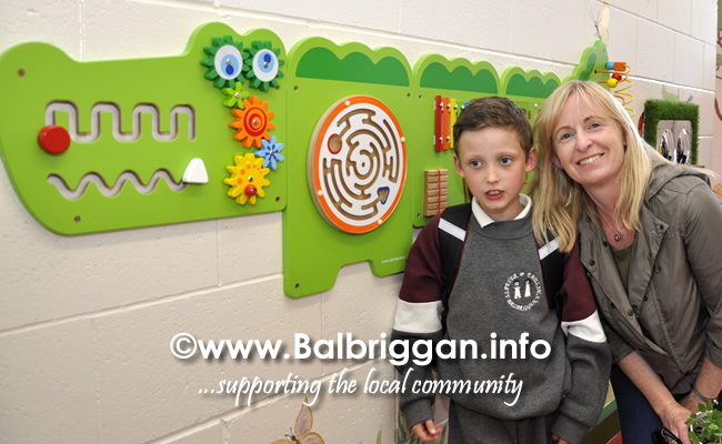 Ss Peter and Pauls Junior National School Balbriggan sensory corridor 17jun19_13